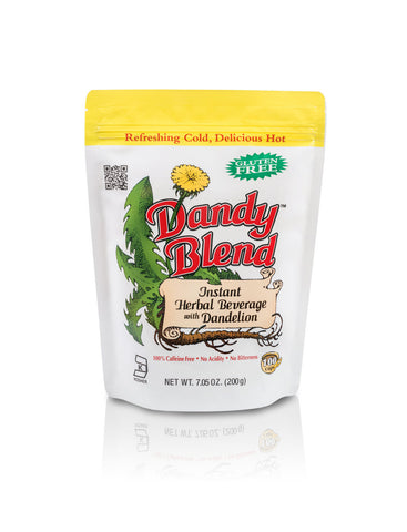 Dandy Blend (Instant Dandelion Herbal Beverage) | Kolya Naturals, Canada
