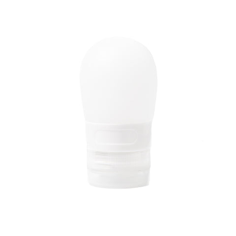 Danesco White Reusable Squeeze Bottle -Small