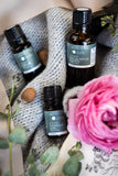 Earth's Aromatique - Eucalyptus Radiata Essential Oil, Cedar Atlas Essential Oil, Vanilla Essential Oil | Kolya Naturals, Canada