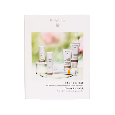 Dr. Hauschka - Effective & Essential Skin Care Kit | Kolya Naturals, Canada