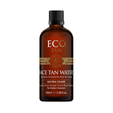 Eco Tan - Face Tan Water | Kolya Naturals, Canada