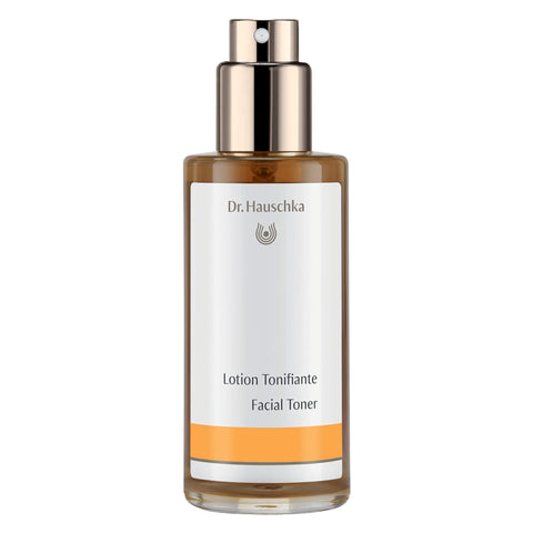 Pump Bottle of Dr. Hauschka Facial Toner 100 Milliliters