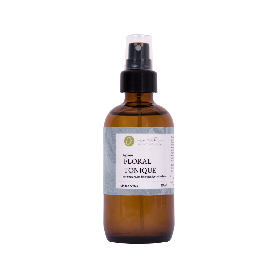 Earth's Aromatique - Floral Tonique Hydrosol 120 mL | Kolya Naturals, Canada