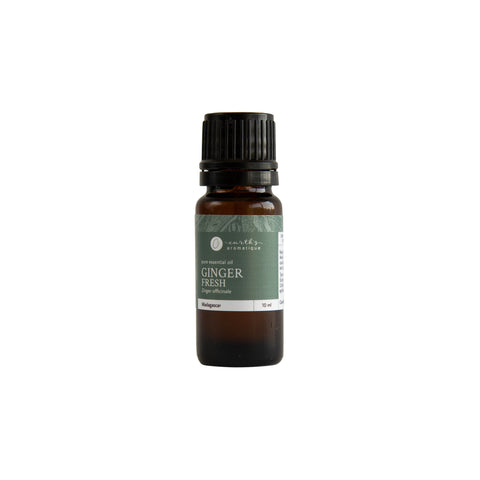 Earth's Aromatique - Fresh Ginger Essential Oil 10ml | Kolya Naturals, Canada