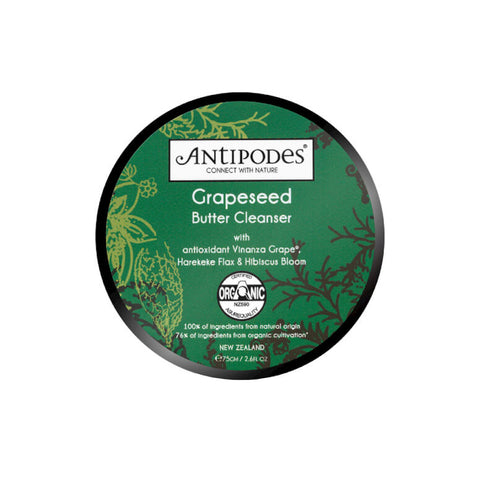 Antipodes - Grapeseed Butter Cleanser | Kolya Naturals, Canada
