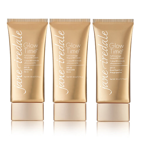 Jane Iredale - Glow Time Full Coverage BB Cream Foundation | Kolya Naturals, Canada