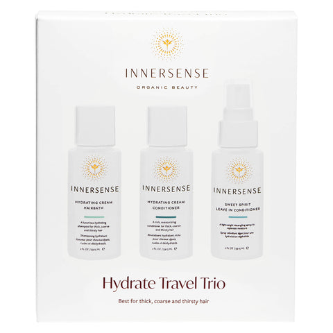 Box of Innersense Hydrate Travel Trio | Kolya Naturals, Canada