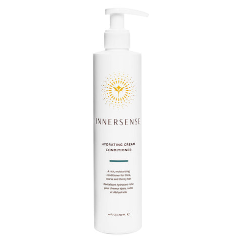 Pump Bottle of Innersense Hydrating Cream Conditioner 10 Ounces