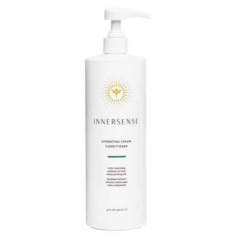 Pump Bottle of Innersense Hydrating Cream Conditioner 32 Ounces 946 Milliliters | Kolya Naturals, Canada