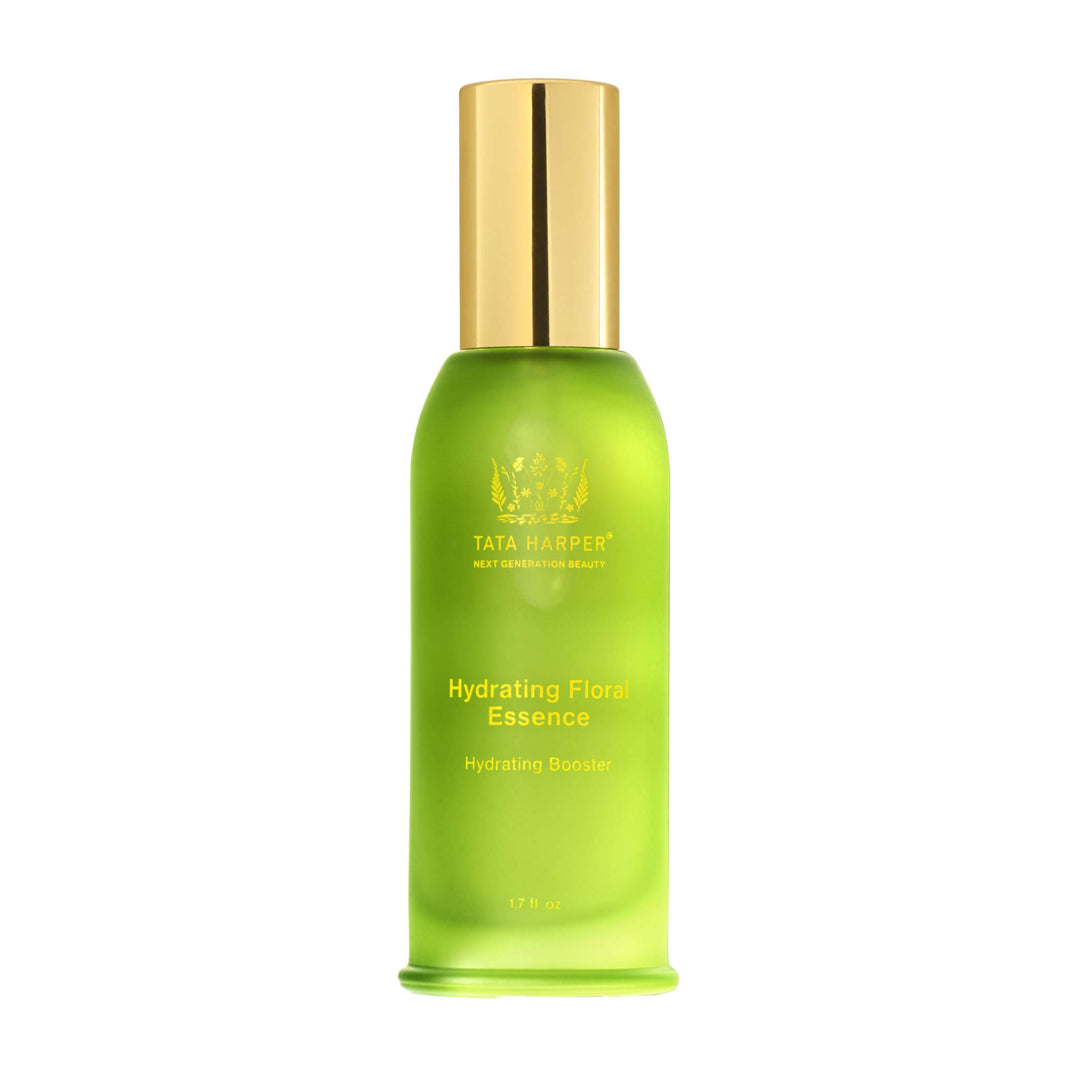 Bottle of Tata Harper Hydrating Floral Essence 1.7 Ounces