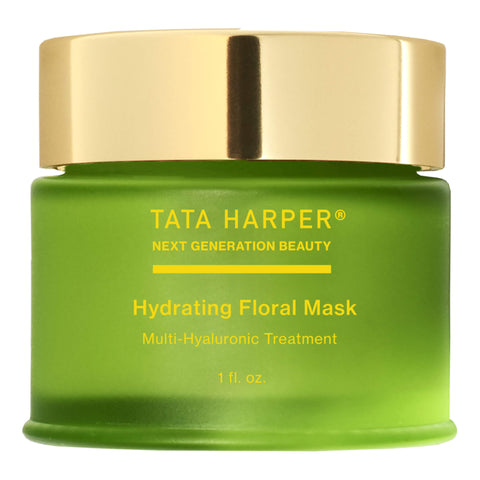 Jar of Tata Harper Hydrating Floral Mask 1 Ounce