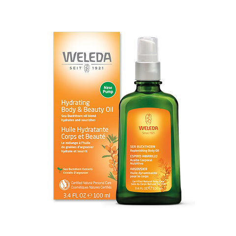 Weleda - Hydrating Body & Beauty Oil | Kolya Naturals, Canada