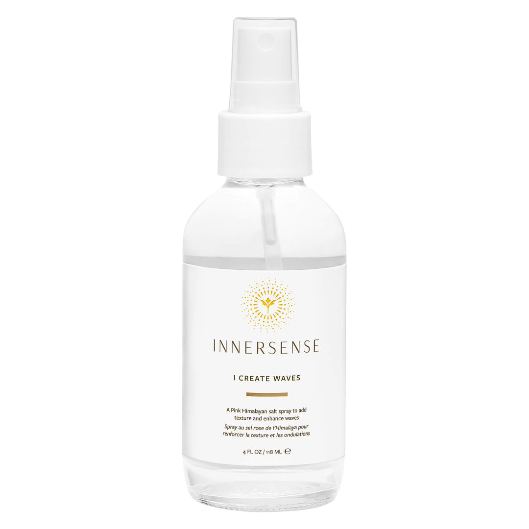 Spray Bottle of Innersense I Create Waves 4 Ounces 118 Milliliters | Kolya Naturals, Canada