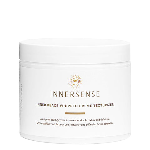 Jar of Innersense Inner Peace Whipped Creme Texturizer 3.4 Ounces 100 Milliliters | Kolya Naturals, Canada