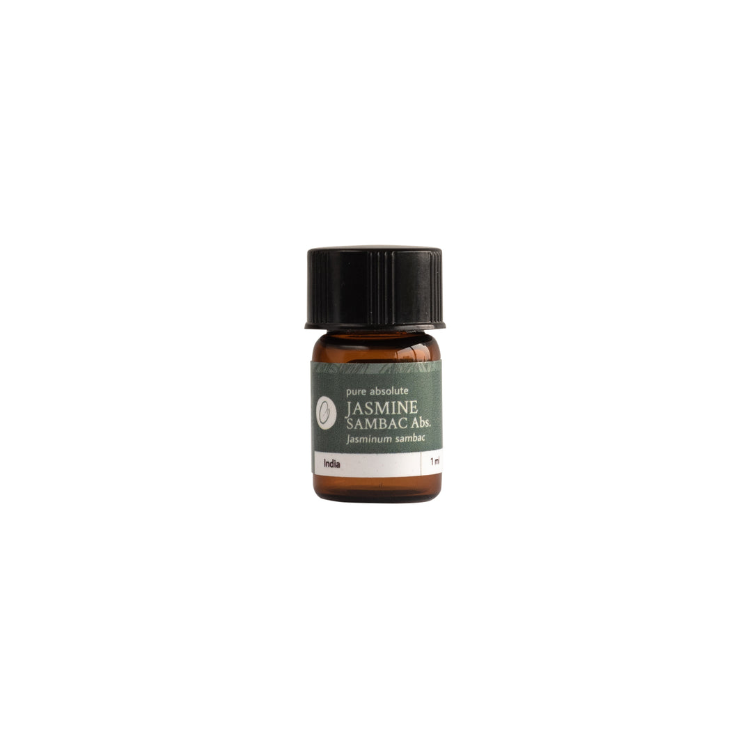 Earth's Aromatique - Jasmine Sambac ABS 1 mL Essential Oil | Kolya Naturals, Canada