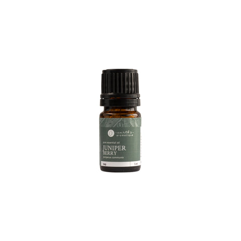 Earth's Aromatique - Juniper Berry 5 mL Essential Oil | Kolya Naturals, Canada