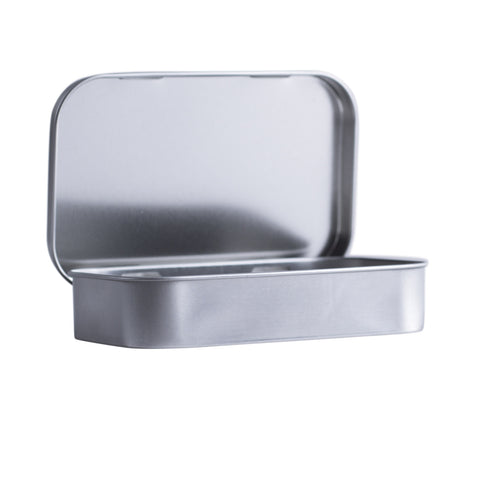 Earth's Aromatique - Aluminum Tin w/ Hinge Top | Kolya Naturals, Canada