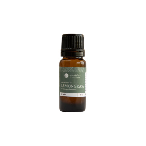 Earth's Aromatique - Lemongrass Essential Oil 10ml | Kolya Naturals, Canada