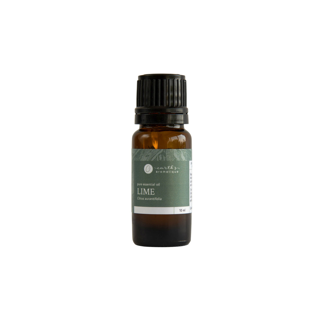 Earth's Aromatique - Lime Citrus Essential Oil 10ml | Kolya Naturals, Canada