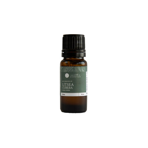 Earth's Aromatique - Litsea Cubeba Essential Oil 10ml | Kolya Naturals, Canada