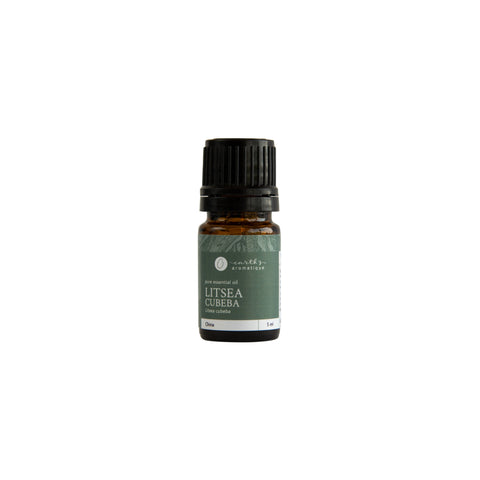 Earth's Aromatique - Litsea Cubeba 5 mL Essential Oil | Kolya Naturals, Canada