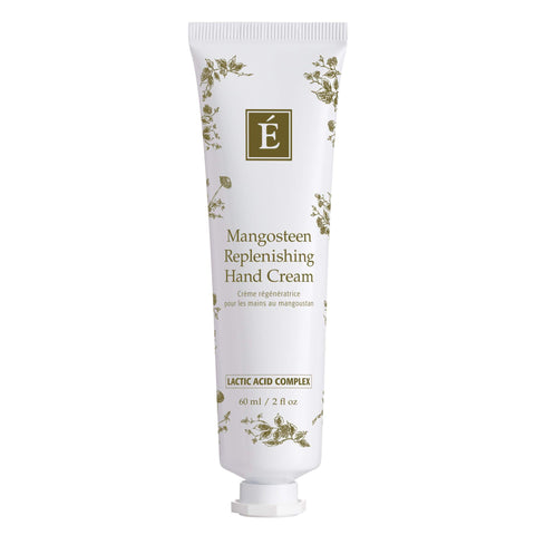 Bottle of Eminence Mangosteen Replenishing Hand Cream 60 Milliliters
