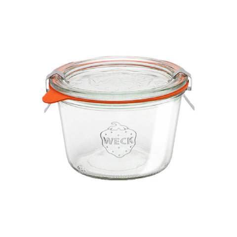 Weck - Mold Jar 250ml Large Lid