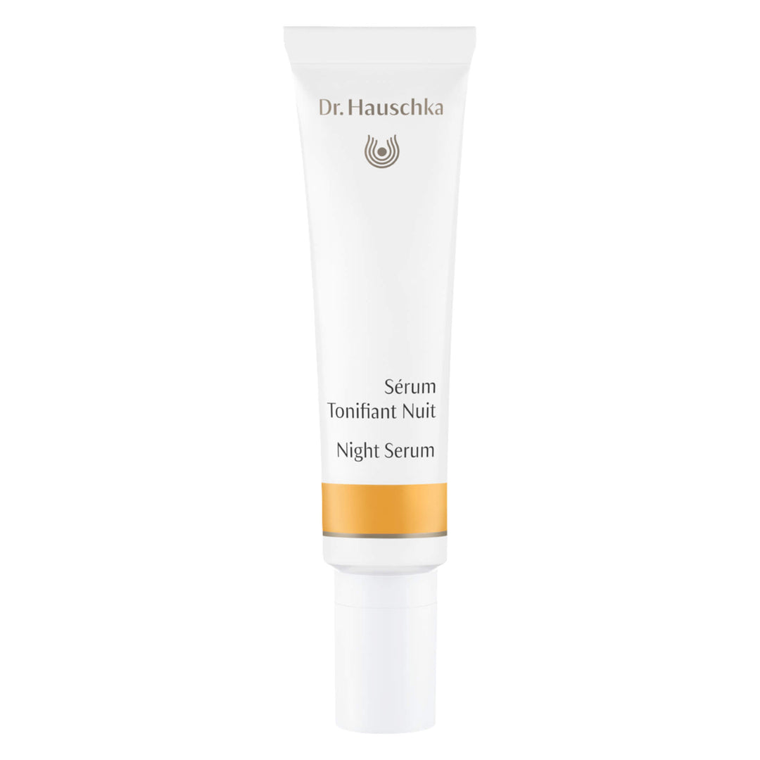 Bottle of Dr. Hauschka Night Serum 20 Milliliters