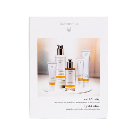 Dr. Hauschka - Night & Active Care Kit | Kolya Naturals, Canada
