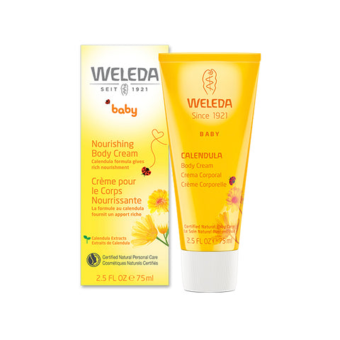 Weleda - Nourishing Body Cream | Kolya Naturals, Canada