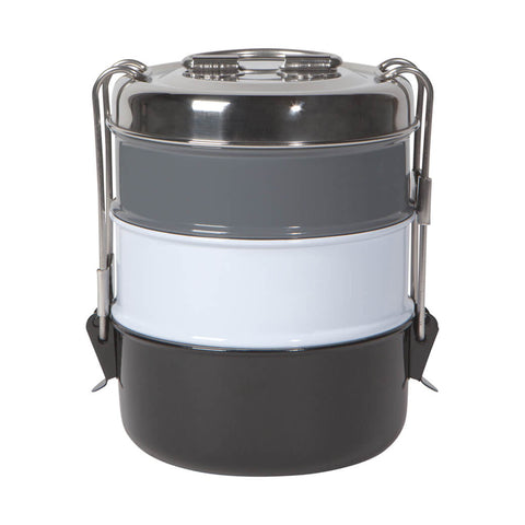 Now Designs Tiffin 3 Tiered Stackable Containers