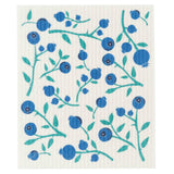 Now Designs Swedish Cloth Blueberries Design