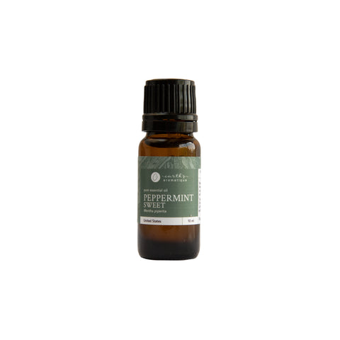 Earth's Aromatique - Sweet Peppermint Essential Oil 10ml | Kolya Naturals, Canada