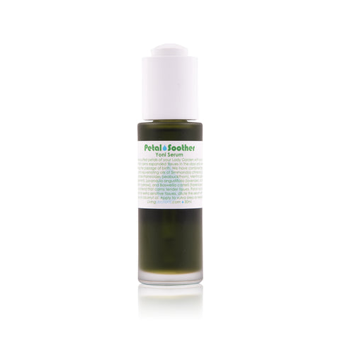Living Libations - Petal Soother Yoni Serum | Kolya Naturals, Canada