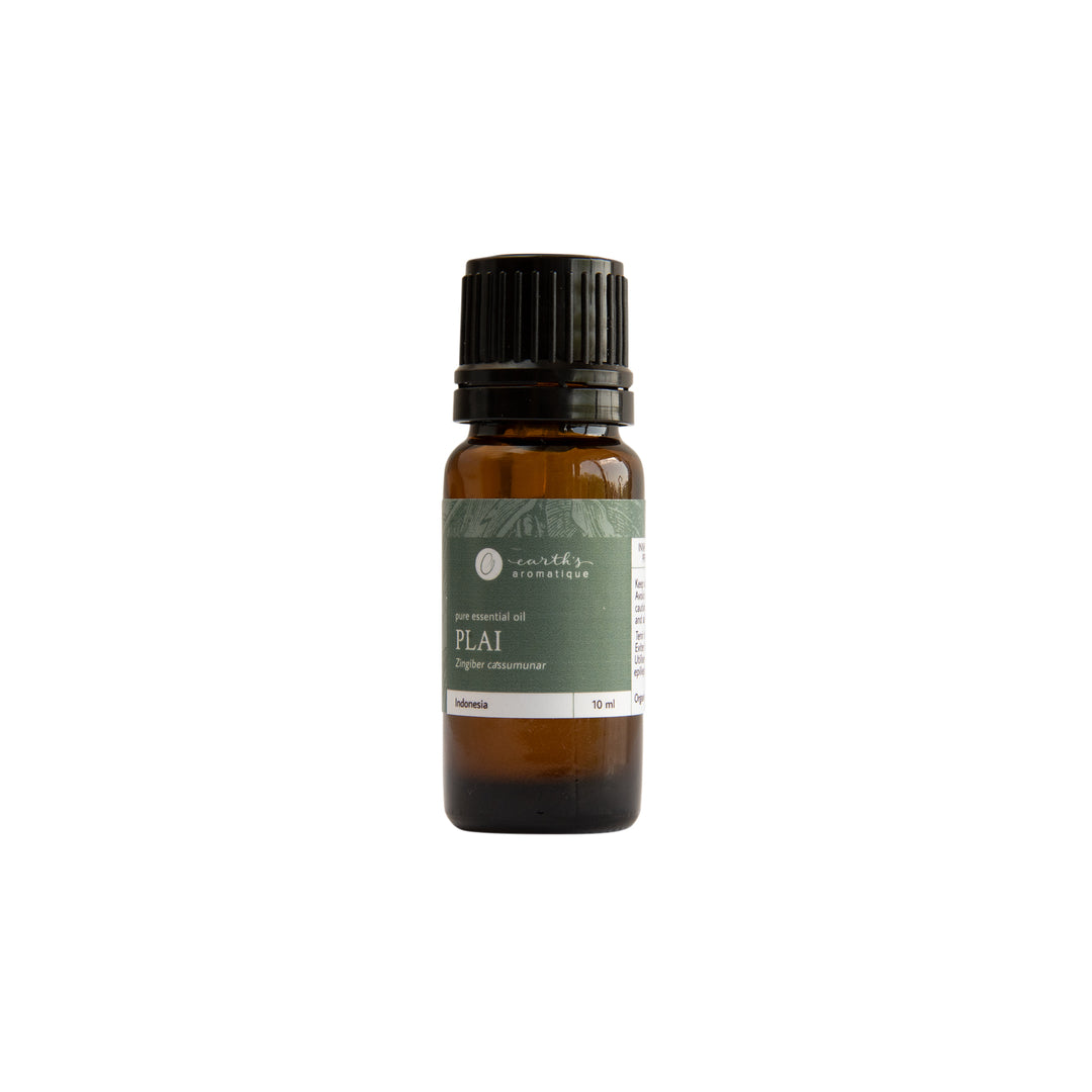 Earth's Aromatique - Plai Essential Oil 10ml | Kolya Naturals, Canada