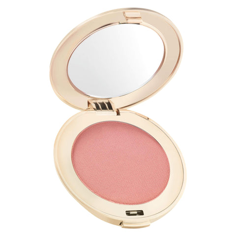 Compact of Jane Iredale PurePressed Blush Barely Rose