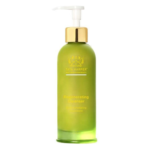 Pump Bottle of Tata Harper Regenerating Cleanser 4.1 Ounces