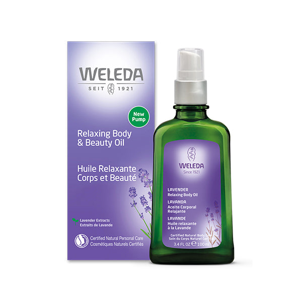 Weleda - Relaxing Body & Beauty Oil | Kolya Naturals, Canada