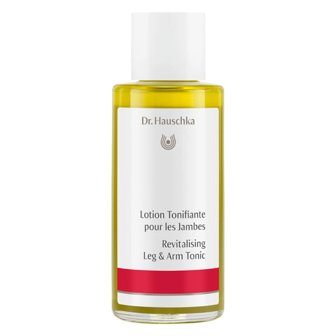 Bottle of Dr. Hauschka Revitalising Leg & Arm Tonic 100 Milliliters