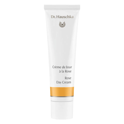 Bottle of Dr. Hauschka Rose Day Cream 30 Millilters