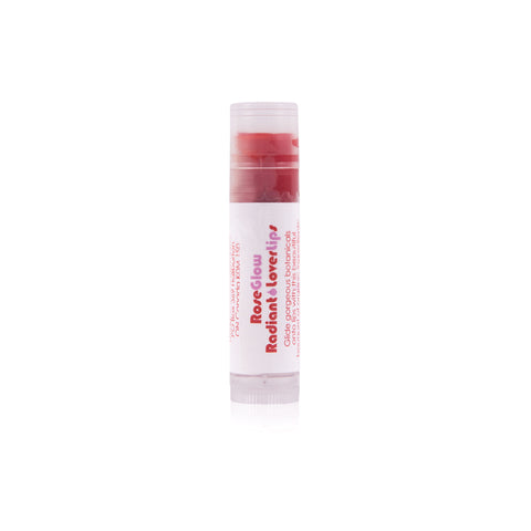 Living Libations - RoseGlow Lover Lips | Kolya Naturals, Canada