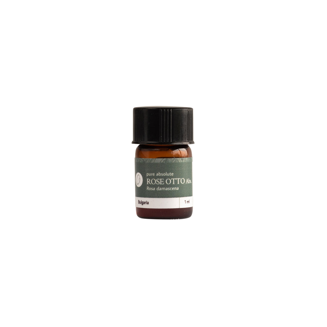 Earth's Aromatique - Rose Otto ABS 1 mL Essential Oil | Kolya Naturals, Canada