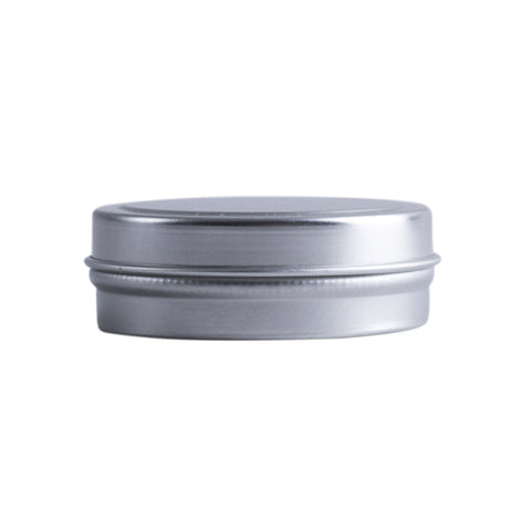 Earth's Aromatique - Aluminum Tin, Flat & Circular 1oz | Kolya Naturals, Canada