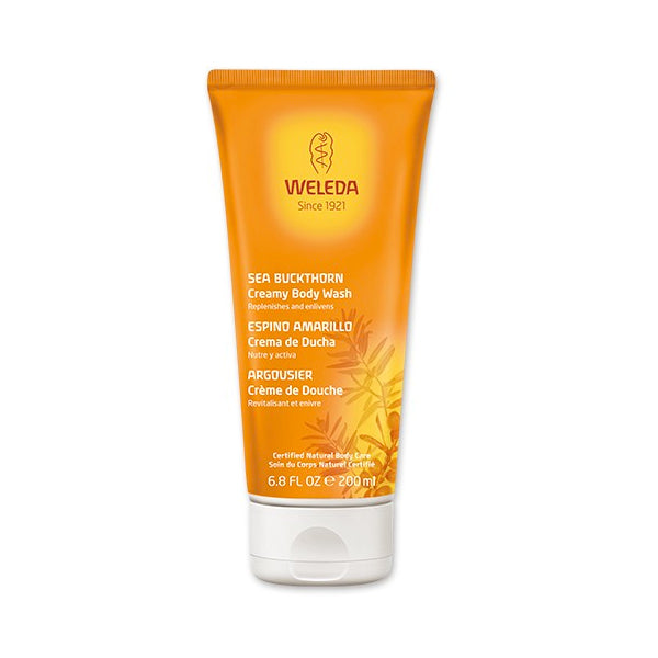 Weleda - Sea Buckthorn Creamy Body Wash | Kolya Naturals, Canada
