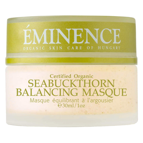 Jar of Eminence Seabuckthorn Balancing Masque 1 Ounce