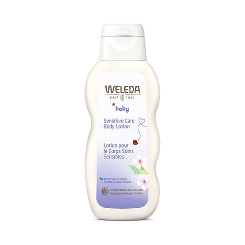 Weleda - Sensitive Care Body Lotion | Kolya Naturals, Canada