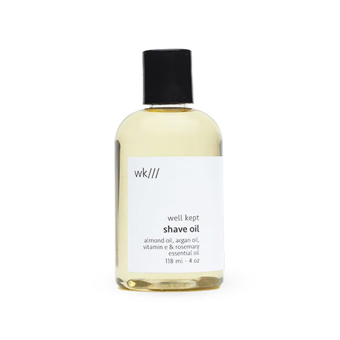 Well Kept - Shave Oil | Kolya Naturals, Canada