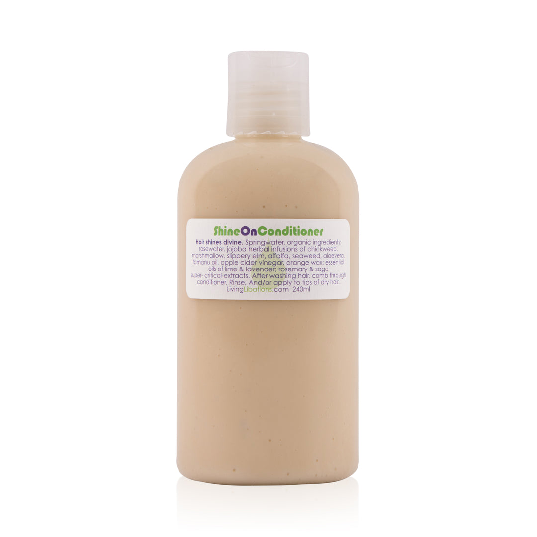 Living Libations - Shine On Hair Conditioner | Kolya Naturals, Canada