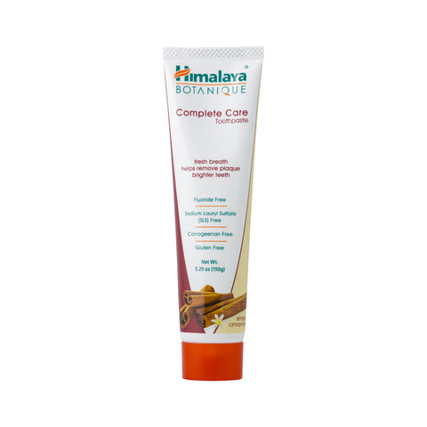 Himalaya - Simply Cinnamon Complete Care Toothpaste | Kolya Naturals, Canada