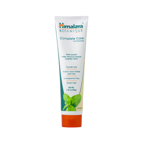 Himalaya - Simply Mint Complete Care Toothpaste | Kolya Naturals, Canada